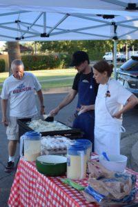 GAIN Event Pancake Breakfast @ Walton Park