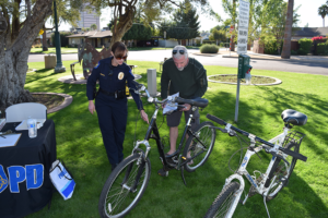 Mini Bike Clinic @ Walton Park (3rd Avenue and Holly/Monte Vista)